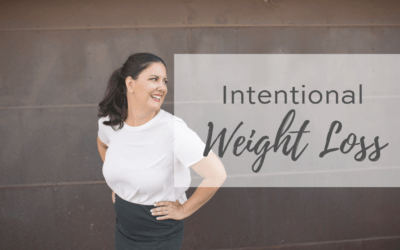 Intentional Weight Loss